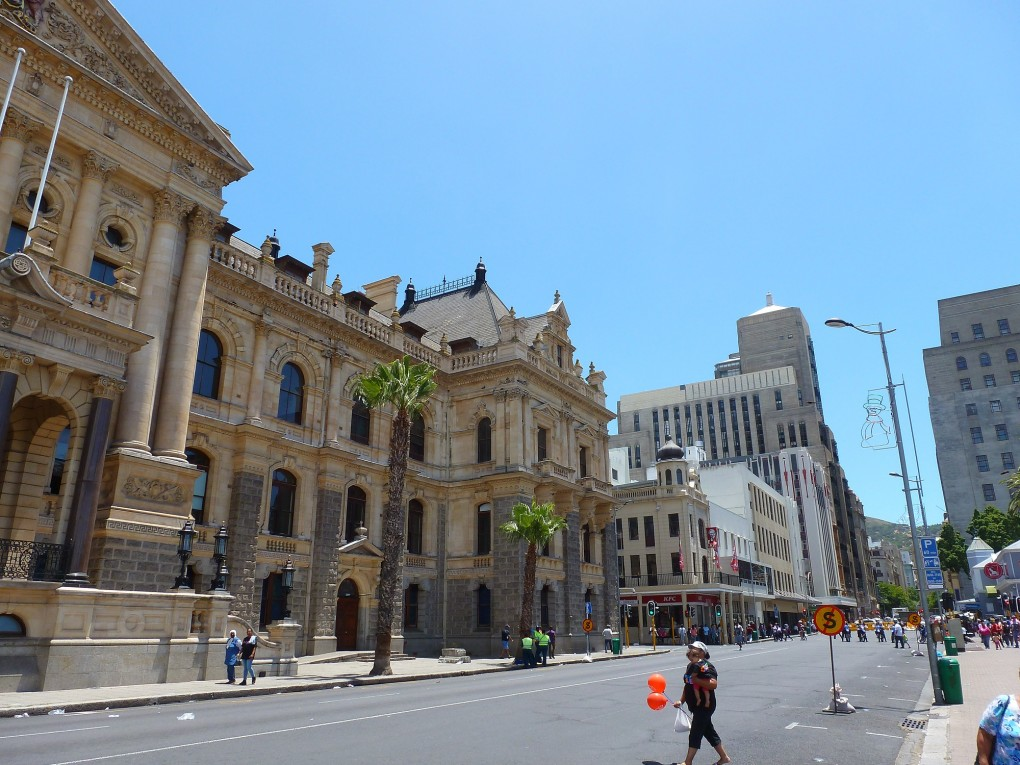 City Hall Cape Town